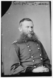Brig. Gen. George Crook. Courtesy of the Library of Congress.