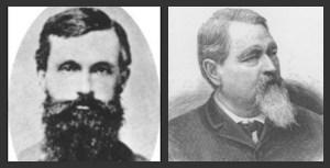 Brigadier Generals Daniel Govan & Robert Bullock
