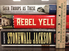 That's a whole lot of Stonewall