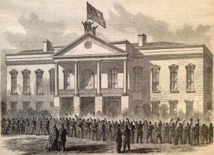 Surrender of Columbia