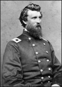 Brig. Gen. J. Irvin Gregg, Courtesy Library of Congress