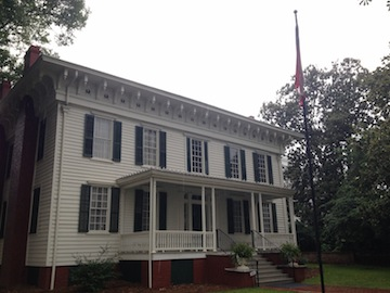 First Confederate White House