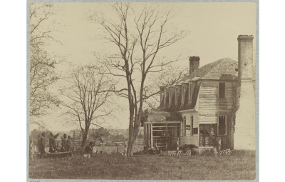Moore House, 1862 (LoC