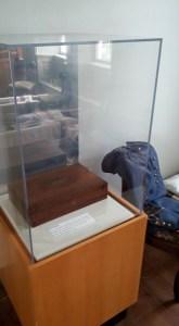 William F. Lee's desk
