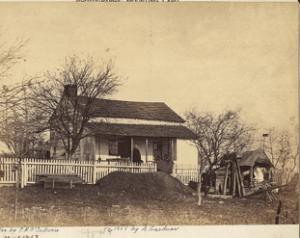 George Meade's Headquarters