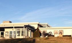 Antietam National Battlefield's visitor center