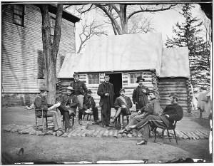 Sedgwick's Staff at Farley