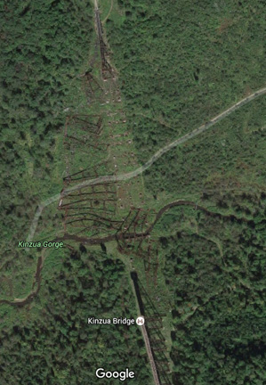 Kinzua Ruins-Google Earth
