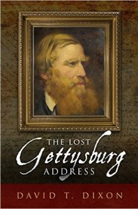 Lost Gettysburg Address Cover