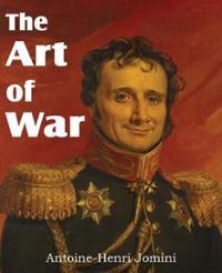 art-war-baron-de-jomini-paperback-cover-art