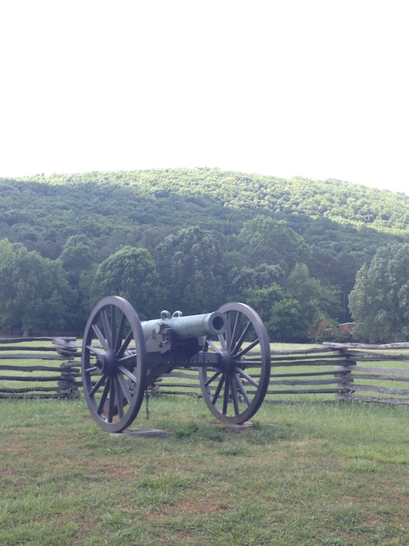 Kennesaw cannon