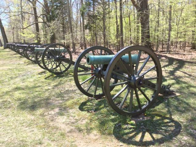Shiloh2016-Cannons