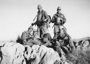 Commando de chasse Zouaves