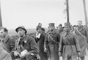 Zouave POWs 1940