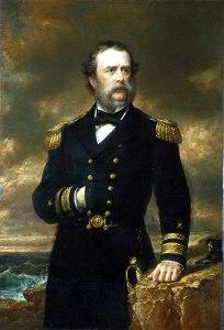 Samuel Francis Du Pont.