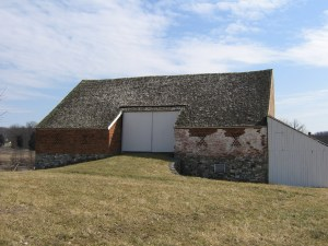 Modern view of Trostle Barn Gettysburg. Photo by Kristopher D. White