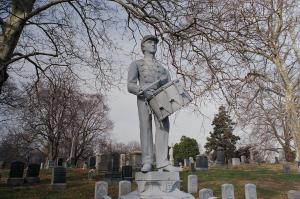 Clarence MacKenzie's Grave