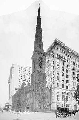 Madison Square Presbyterian Church, c. 1903