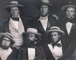 New York Knickerbock Baseball Club, c. 1847