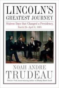 Lincoln's Greatest Journey Cover