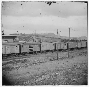 railroad-cars