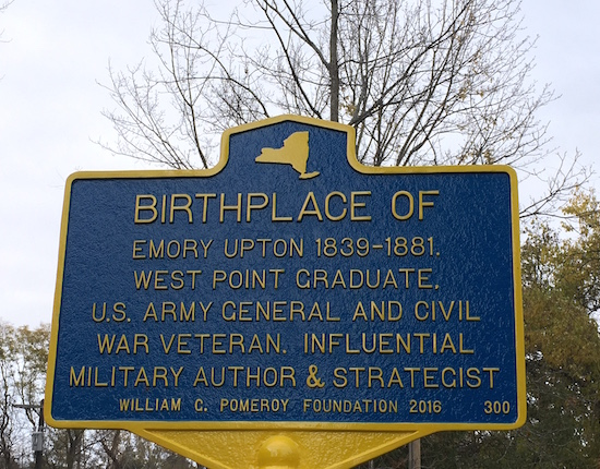 Upton Birthplace Sign.JPG