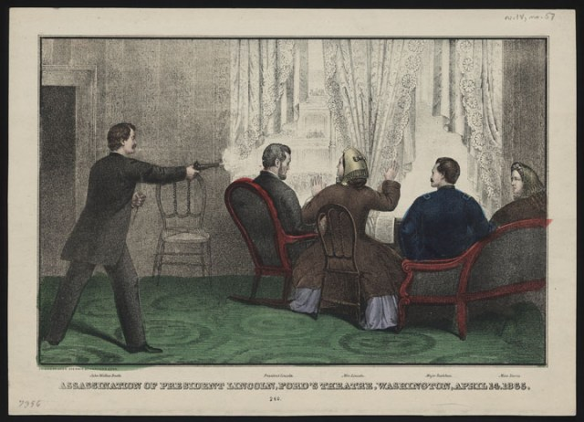Assassination of Lincoln 02