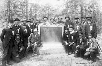 114th PA Monument Dedication C-ville