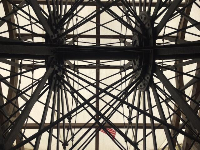 Cairo paddlewheel