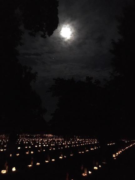 Luminary 2018-cloudy moon