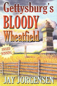 Gettysburg's Bloody Wheatfield-cover