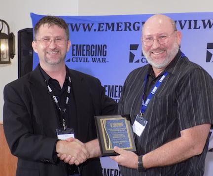 Mertz Receives Award