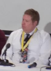 Bert on Panel