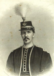 Col Rush C. Hawkins 9th NY Zouaves