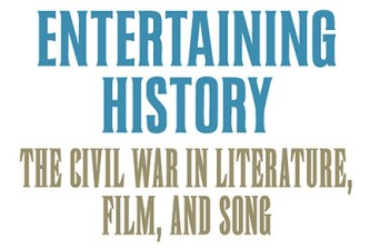 Entertaining History-title and subtitle