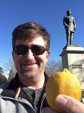 Jackson Bday Lemon 2019