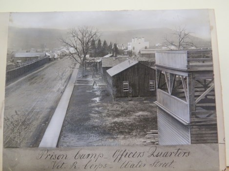 Officer's Quarters and observation tower_CCHS