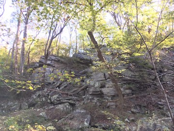 AT Shelf of Rocks