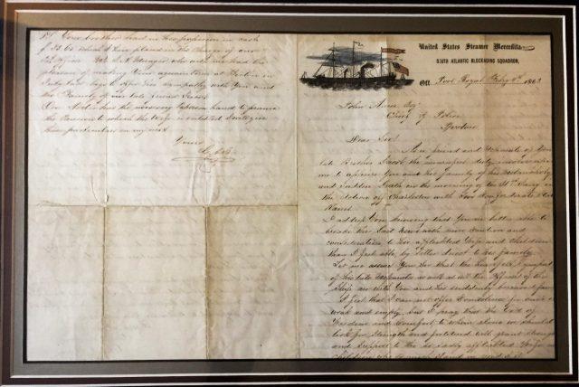 Amee NOK letter