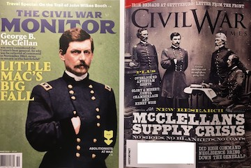 McClellan Magazine Covers