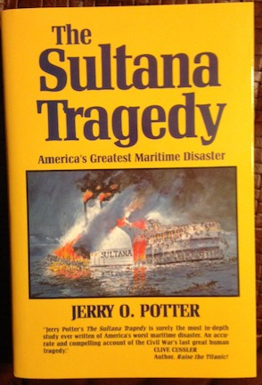 Sultana 16 book cover
