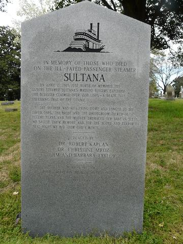 Sultana Marker