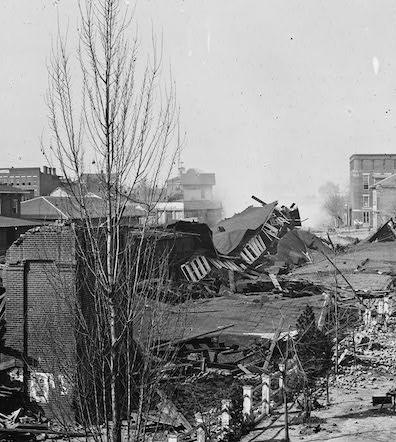 Atlanta in Ruins