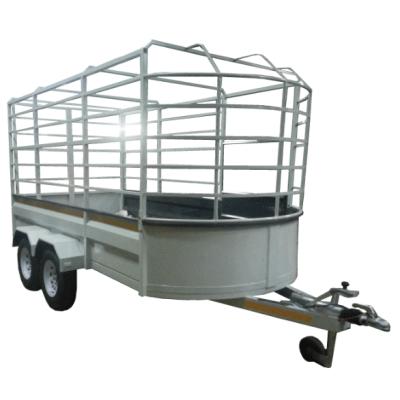 3.2 Ton cattle Trailer, 4 wheel - single axle, performance 3000, new generation emerging farmers, farm trailers