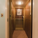 Elevator to the second floor