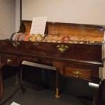 Benjamin Franklin's Glass Harmonica at the Benjamin Franklin Museum