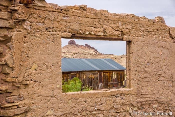 Geronimo Trail Detour