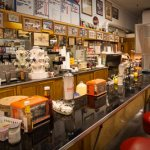 Lunch counter at Tinsley Bible Drug