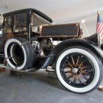 1919 Pierce Arrow – Woodrow Wilson's presidential vehicle