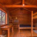 Inside the Antelope cabin